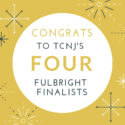 TCNJ Fulbright U.S. Student Program Finalists 2019