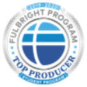 Top Producing Institution for Fulbright U.S. Students